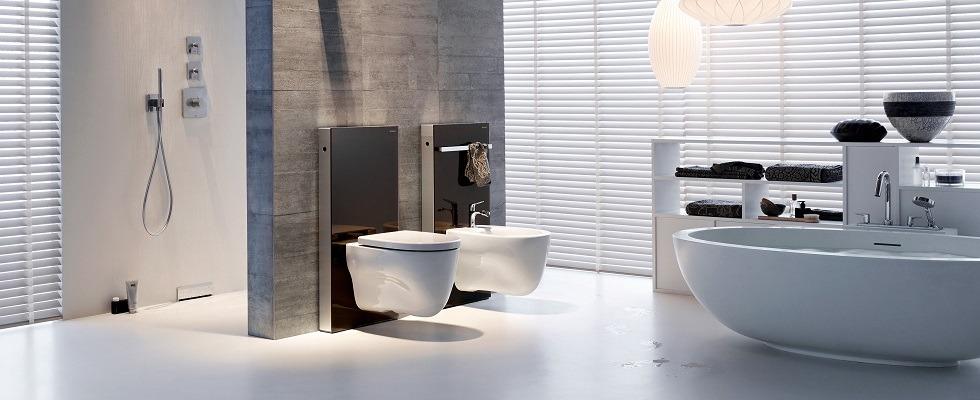 Geberit Monolith WC Bidet toilet