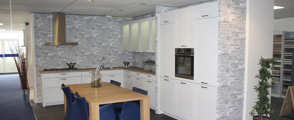 Keukenshowroom
