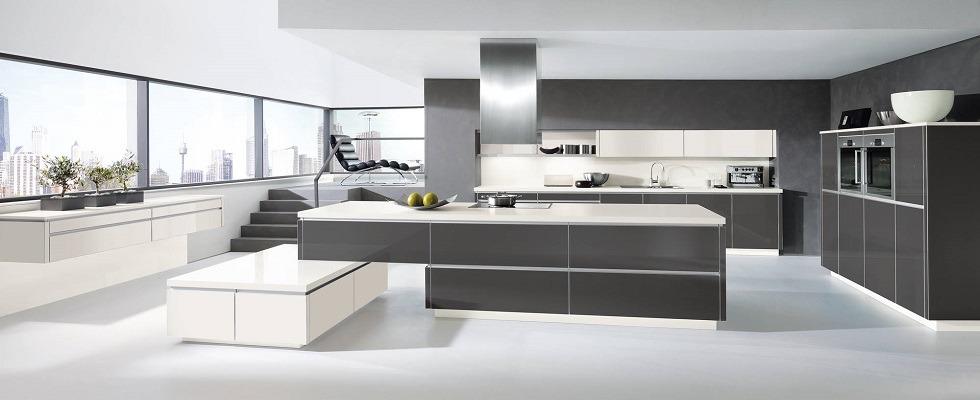 Moderne keuken schuurbiers specialist in keukens en badkamers - Moderne keuken muurdecoratie ...