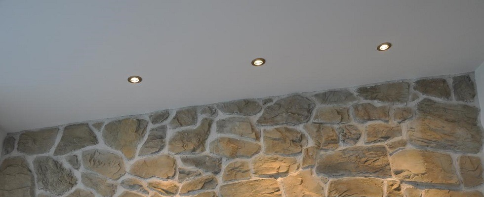 Stuc plafond