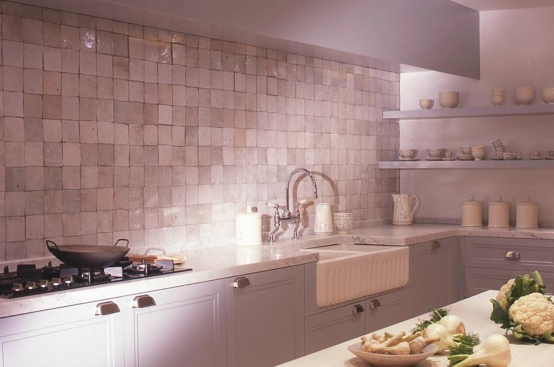 Achterwand keuken keukentegels