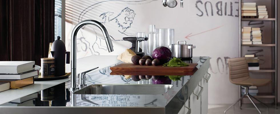 Hansgrohe keukenkraan