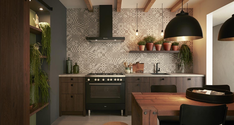 keller keuken elba_ruw-eiken-olijfgroen