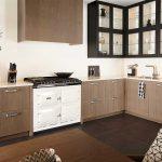 Keller keuken grijs