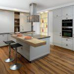 Muller keuken hout